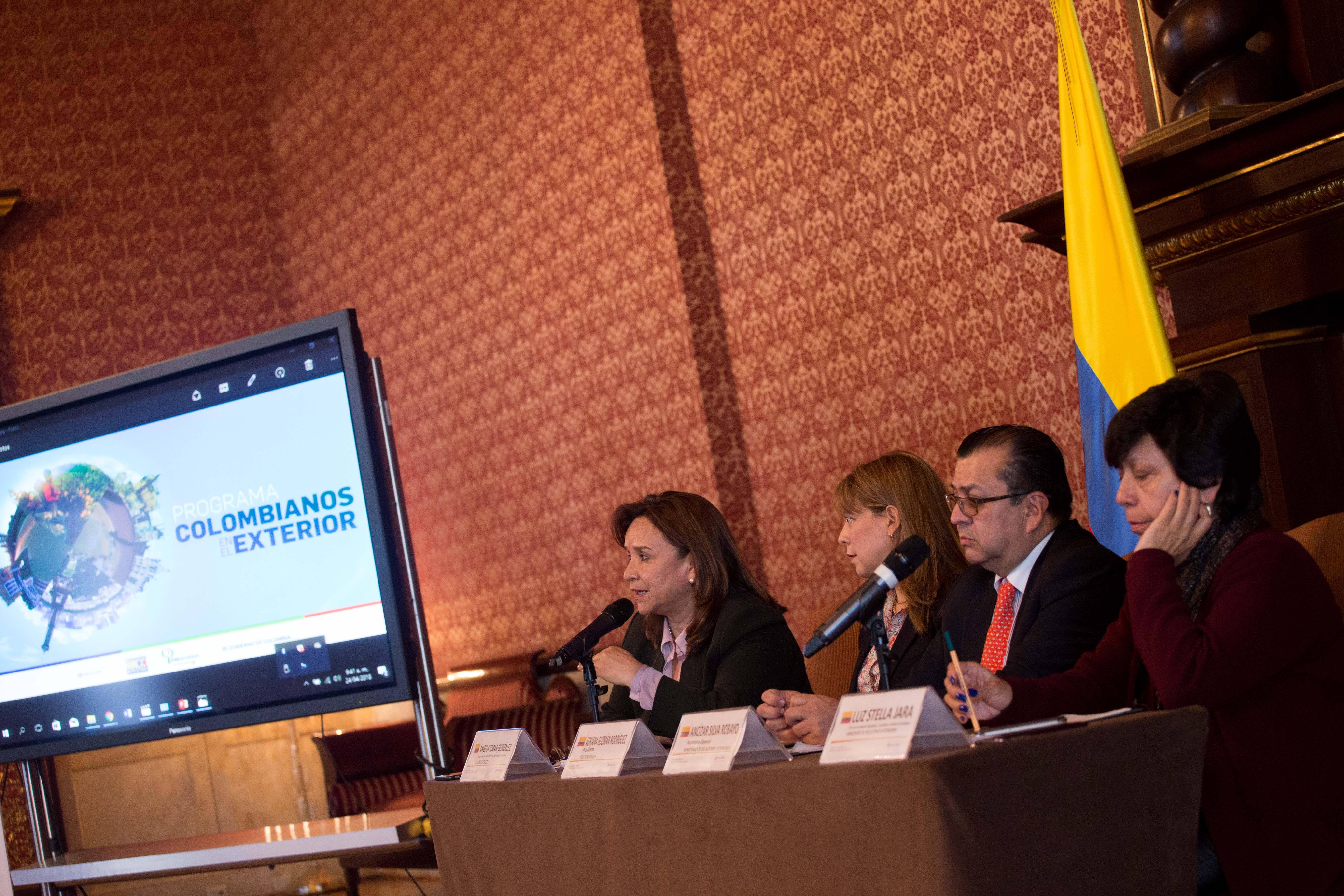 Consulado de colombia en par s Colpensiones colombianos en el exterior