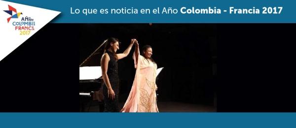 La soprano colombiana Betty Garcés se presenta en la emblemática Iglesia San Eustaquio de París
