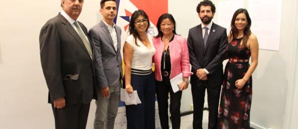 El Consulado de Colombia en París inauguró la exposición de artistas colombianos