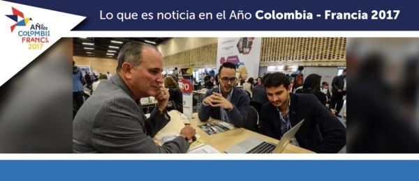 Colombia organiza 'Macrorrueda de Negocios Europa', en París
