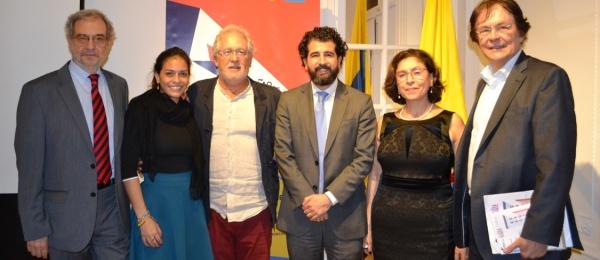El Consulado de Colombia en París realizó el Coloquio 'Miradas Cruzadas – Regards Croisés'